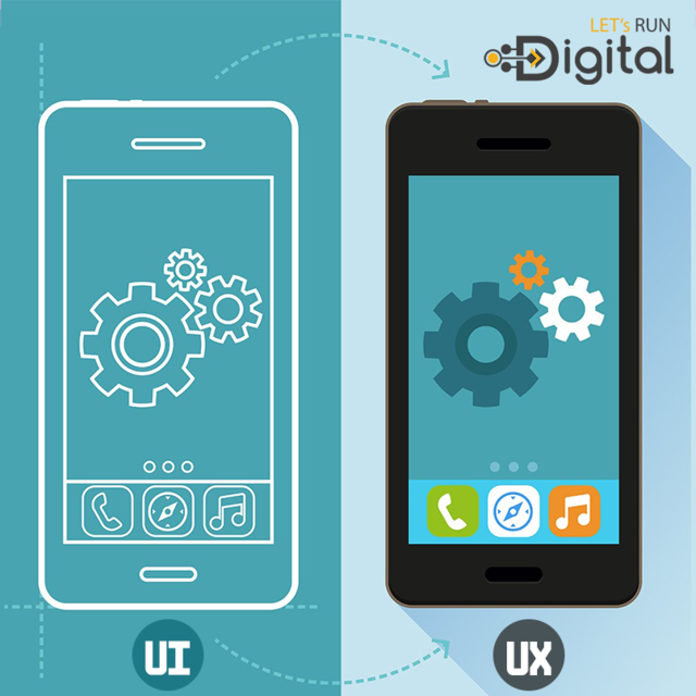 UI and UX Illustration