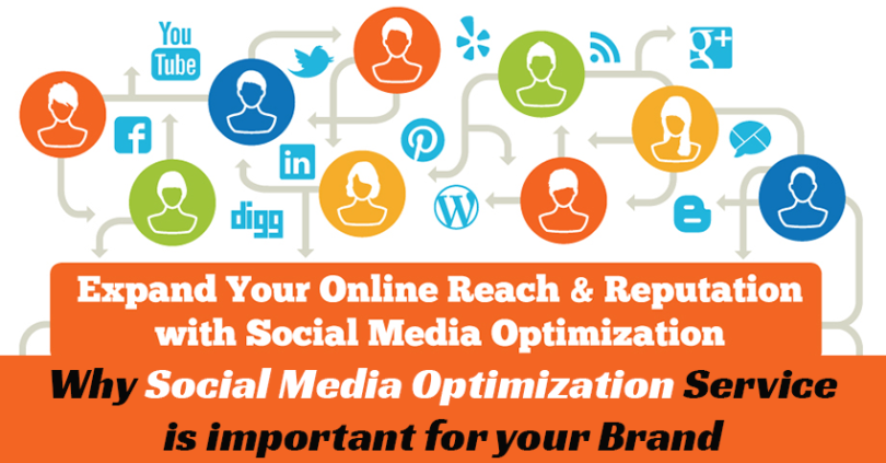 You can outsource Social Media Optimization Service in Gurgaon